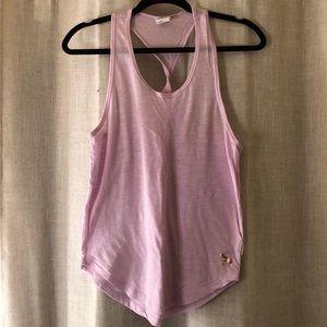 VS PINK Lavender Muscle Tee
